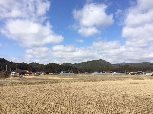 京都市 北部山間地域