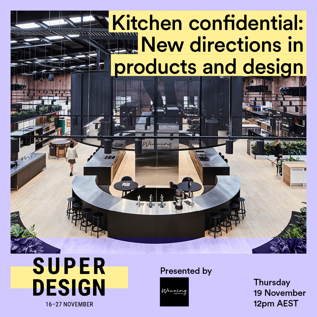 KITCHENS IN CONVERSATION