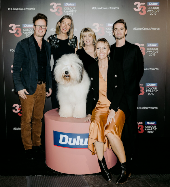 DULUX 33rd Colour Awards