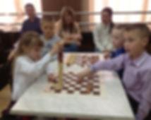 Вот такие бывают высокие башни в русских шахматах, таврелях