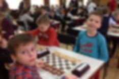 На Первенстве России детей и юношей по русским шахматам, таврелям.