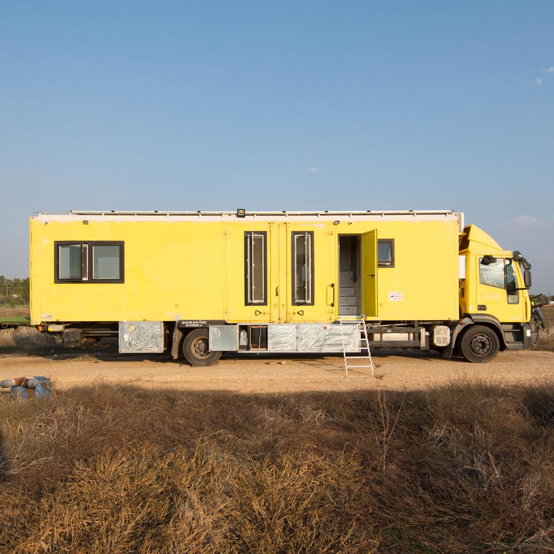בית המשאית