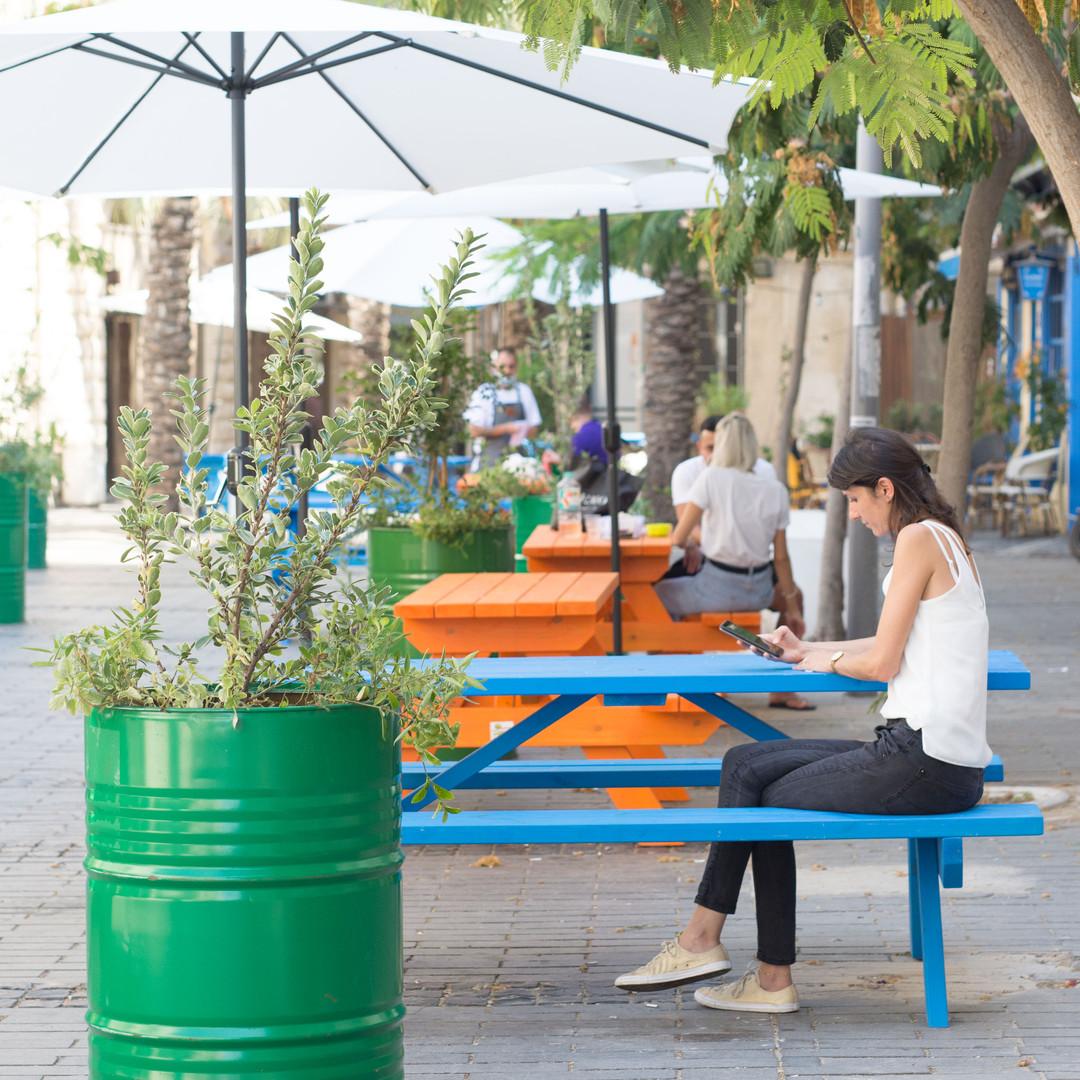 רחוב הנמל חיפה