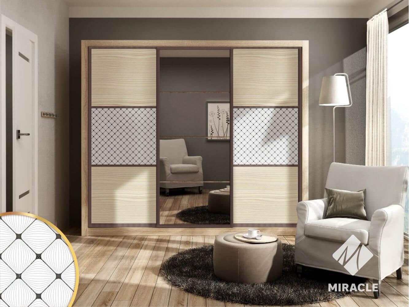 [Interior #48] Miracle-gl-3dromb-white (