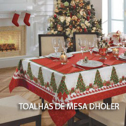 TOALHA DE MESA DHOLER