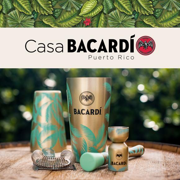 The Perfect Mojito with Casa Bacardi