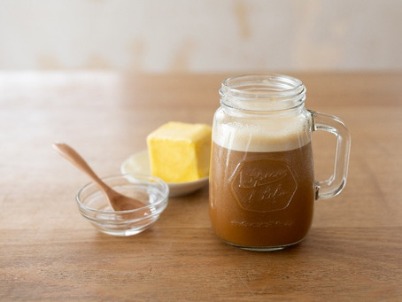 「バターコーヒーダイエット!」