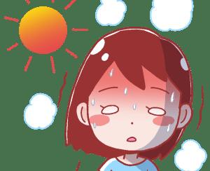 札幌も本格的な熱中症対策を