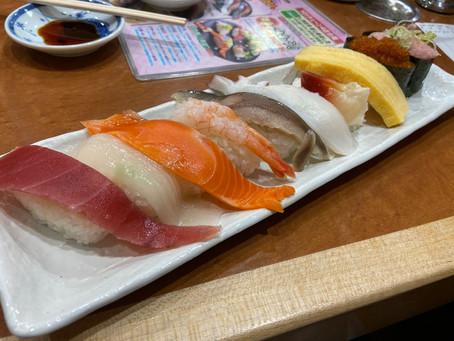 寿司ランチの穴場発見!