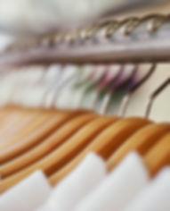 Cabides de roupas