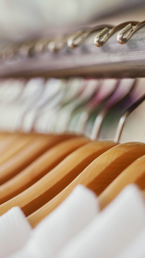 What Editing My Closet Taught Me About Shopping for Clothes