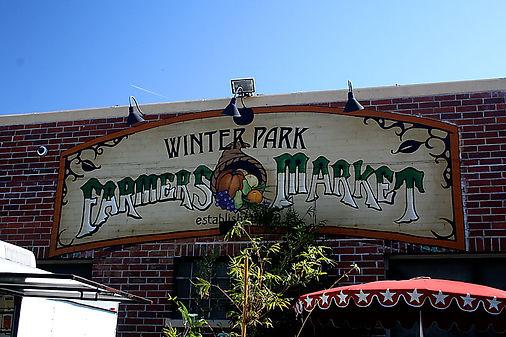 ウィンターパーク・ファーマーズマーケット
