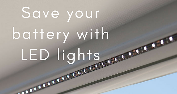 Caravan LED Lighting