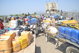 19 مليون شخص منهم 8.6 مليون طفل محرومون من الوصول إلى خدمات المياه والصرف الصحي والنظافة في اليمن