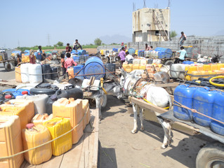 About 19 million lack access to clean water in Yemen