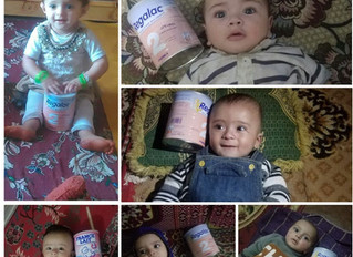 Baby milk delivered to children in Sana'a and Jouf provinces