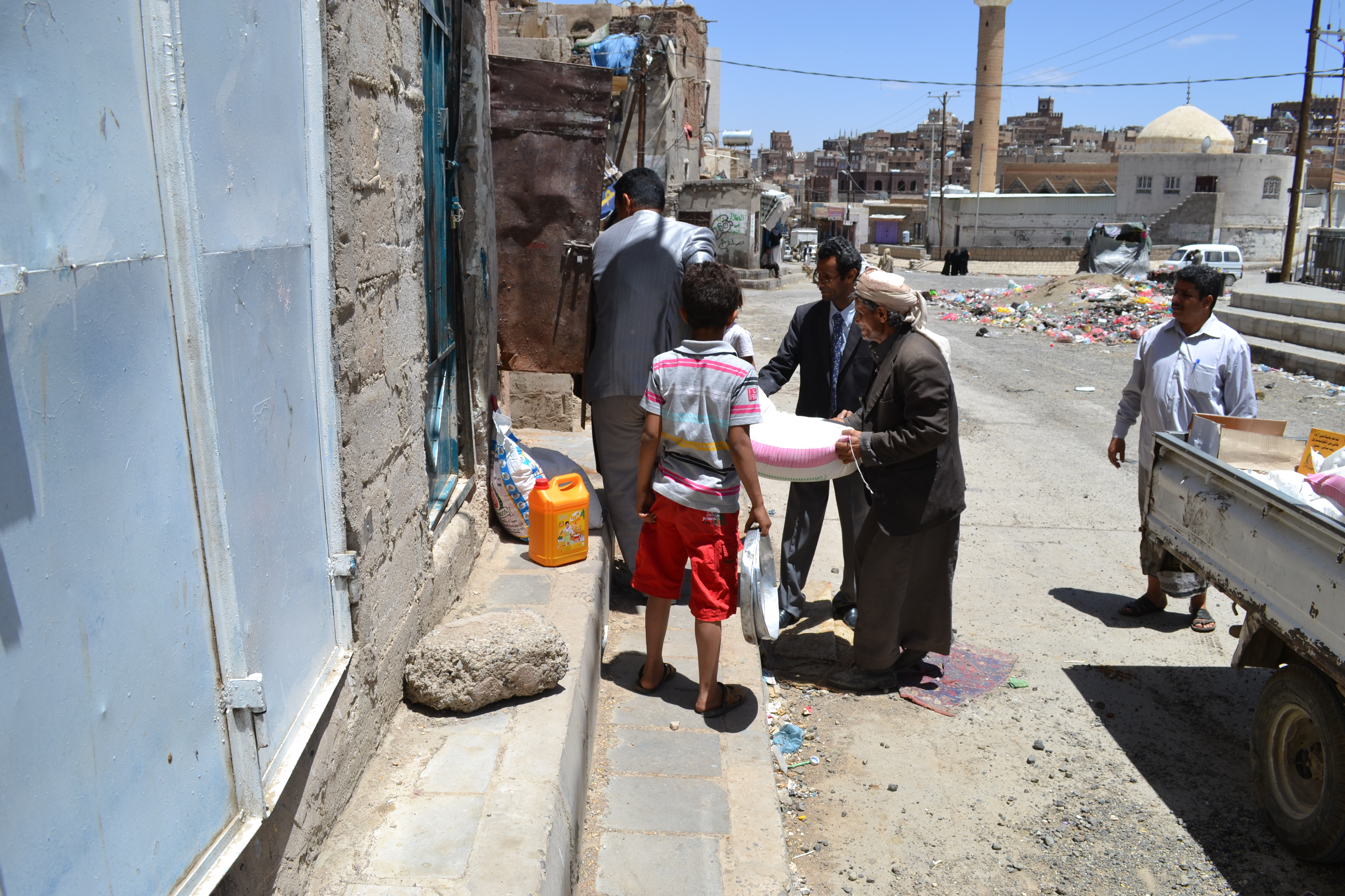 Sana'a, Nuqim May 22- 23, 2015