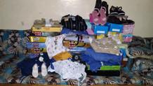 100 children in Hodeidah receive Eid clothing