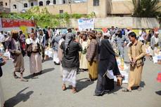 FOOD DISTRIBUTION 27 Aug 2020, Sana'a