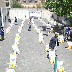 Ramadan Food Aid Distribution 2017