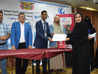 Mona Relief honors 40 ideal mothers in Yemen
