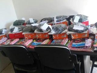 Monareliefye.org delivers 50 orphan girl students school backpacks, uniforms, shoes