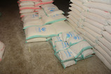 Mona Relief finalizes distributing 2400 food baskets during Ramdan month by providing 100 families f