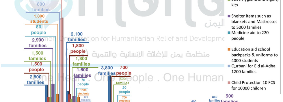 Mona Relief's projects in 2017