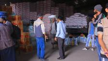 Mona Relief resumes distributing food aid baskets in Yemen