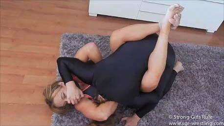 SGR0008 Bondage Match