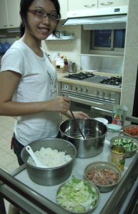 Learning cooking¾Ç²ß²i¶¹.jpg