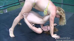 SGR0009 Amazon Annie vs Scorpion