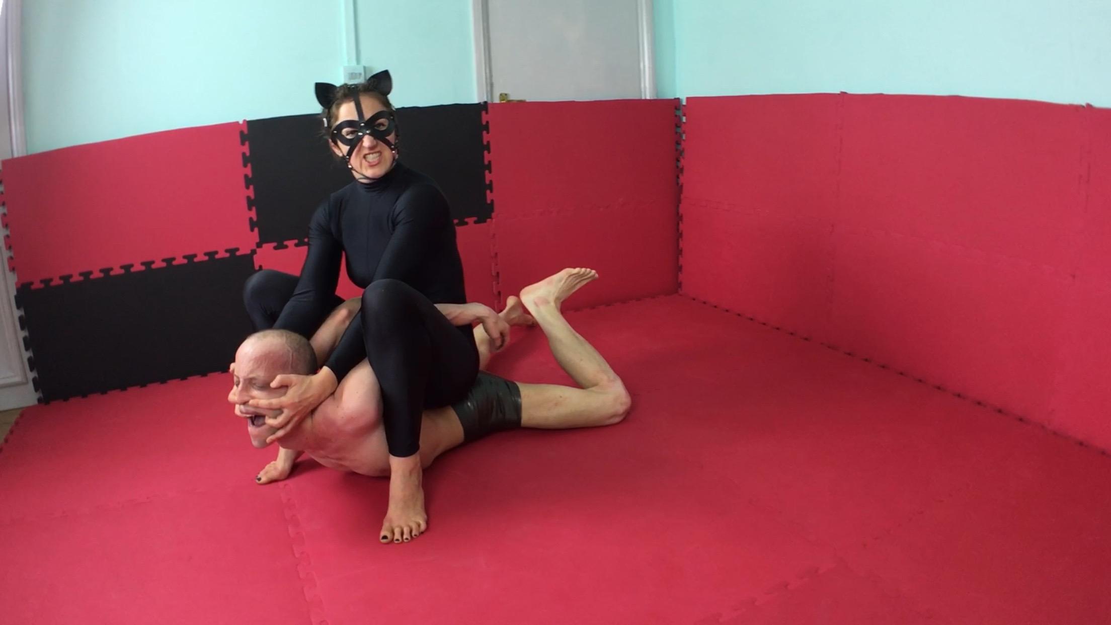 Catwoman Revenge