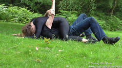 A Roll in the Grass