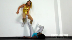 SGR0264 Lifted Slammed Squashed - Kassidy crushes Lottie LaLay 3
