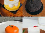 Patisserie Fleur/慕斯蛋糕组合