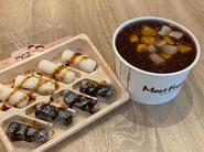 MeetFresh鲜芋仙/芋圆紫米粥