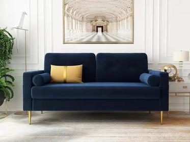 viva家具/天鹅绒沙发