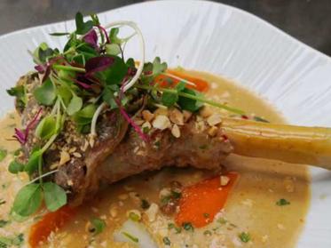 Lanna Cuisine/玛莎文咖喱羊腿