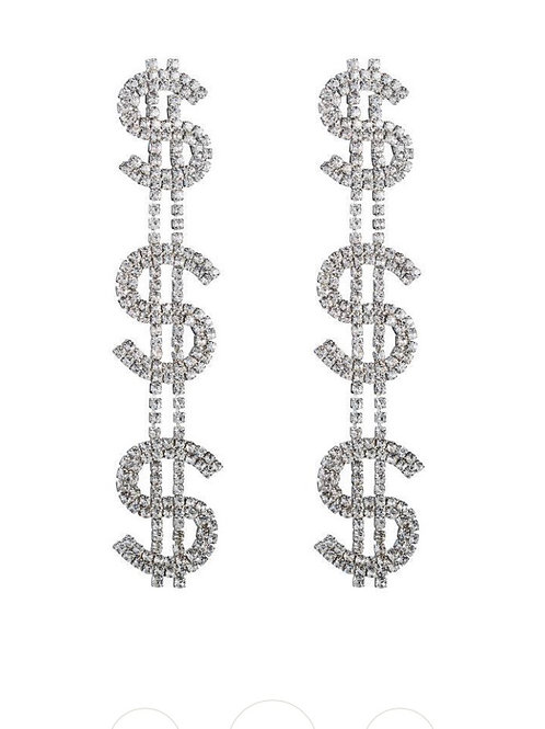 """MONEY"" DANGLES"