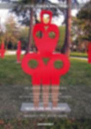 THE LOVERS, sculture nel Parco della Fondazione Mazzoleni