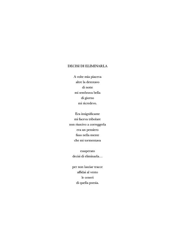 POESIE BRUNO DALL'OLIO