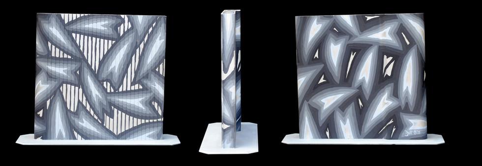 SOLIDO AMORE - RFV49 - 41X30,5X5,5 -  TE