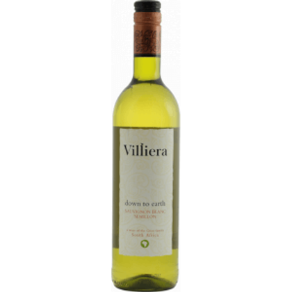 Villiera  Down to Earth White 'Sauvignon Blanc Semillon'
