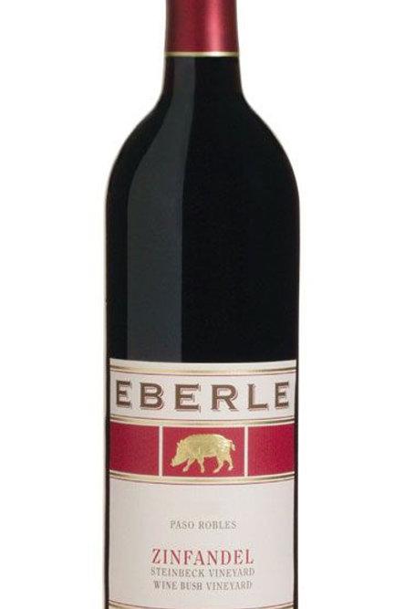 Eberle 'Zinfandel' (Steinbeck Wine/Bush Vineyards)