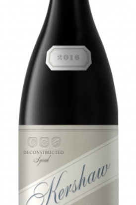 Kershaw Deconstructed Syrah Groenland Bokkeveld Shale SH9c