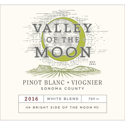 Valley of the Moon Pinot Blanc - Viognier
