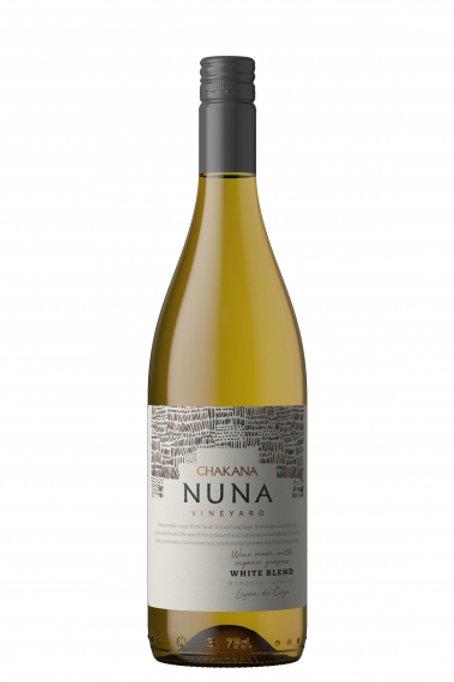 Nuna White Blend
