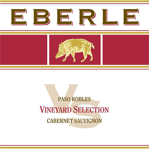 Eberle Vineyard Selection Cabernet Sauvignon