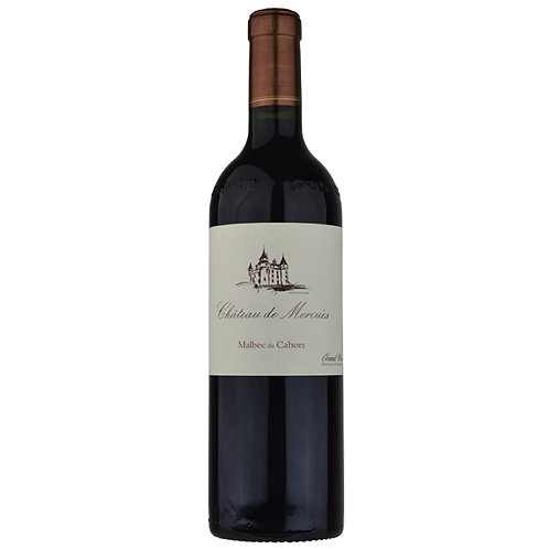 Chateau de Mercues Grand vin Malbec de Cahors